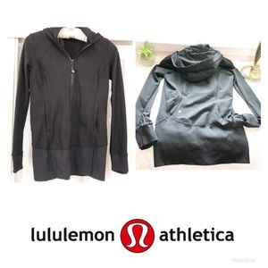 Lululemon Black Daily Practice Jacket | Size 8 🌸